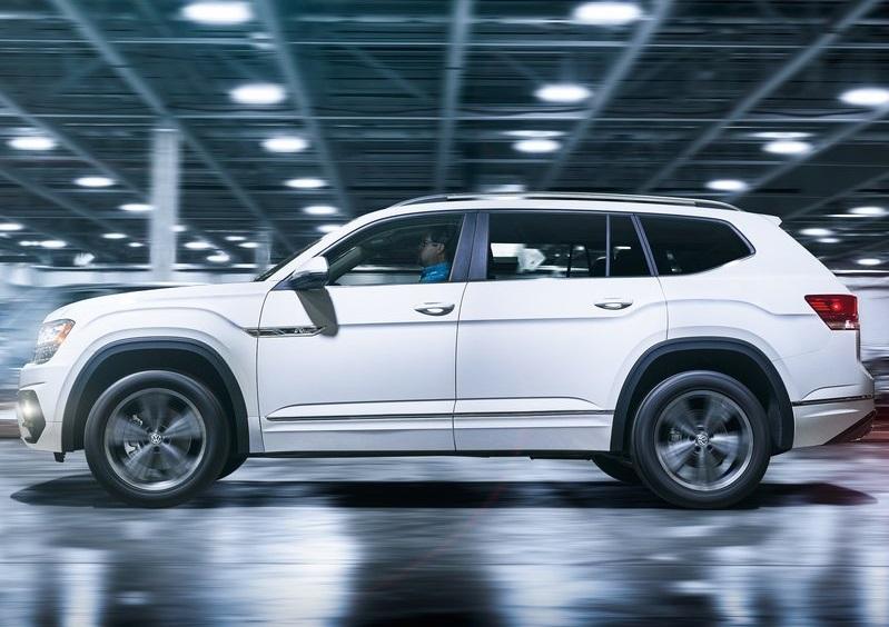 2018 VW ATLAS R-LINE