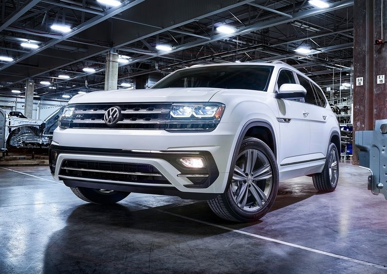 VW ATLAS R-LINE 2018