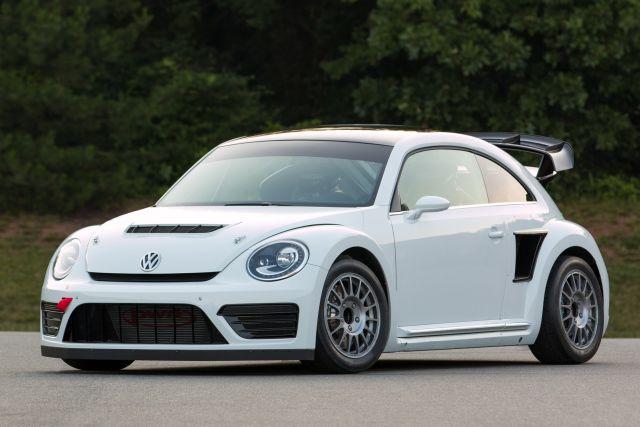 VW BEETLE-GRC RALLY CAR