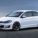 VW GOLF GTI VII Tuned by Oettinger