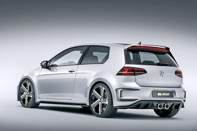 VW GOLF R-400
