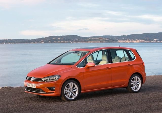 2015 new VW GOLF SPORTSVAN