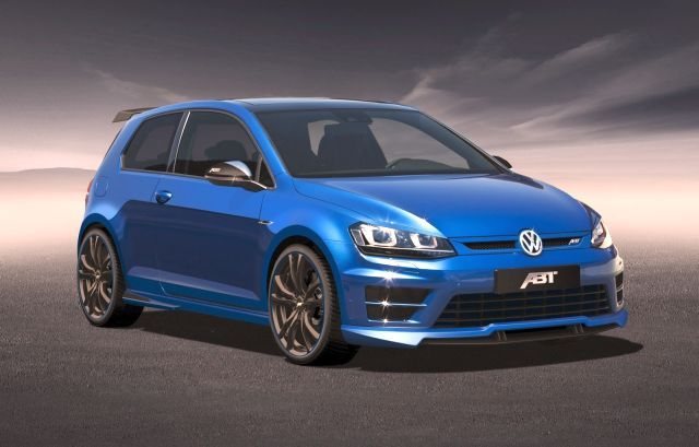 ABT VW GOLF 7 R