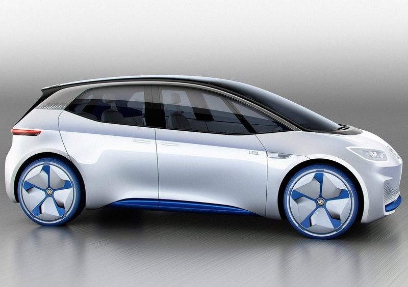 2016 Volkswagen Electric Car