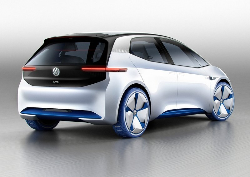 Vw Id Concept Oopscars | 2017 - 2018 Best Cars Reviews