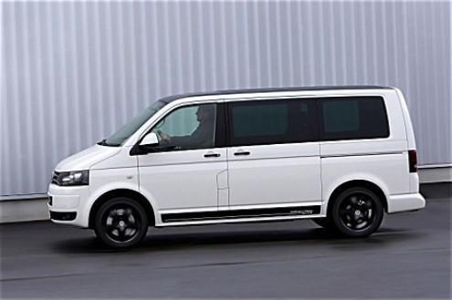 Volkswagen Transporter Or Multivan 2014 Or 2015 | Autos Weblog
