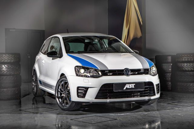 Abt VW POLO R WRC