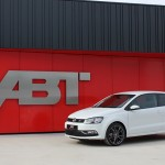 VW POLO tuned by ABT