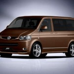 VW T5 Multivan Tuning by ABT