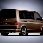 VW T5 Multivan ABT Tuned rear pic 2 150x150 VW T5 Multivan Tuning by ABT