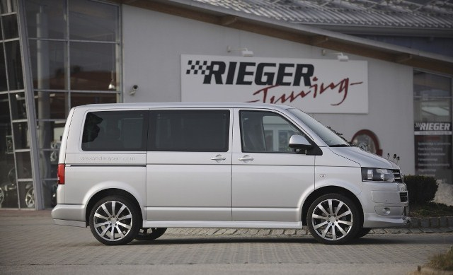 VW T5 Caravelle RIEGER TUNING