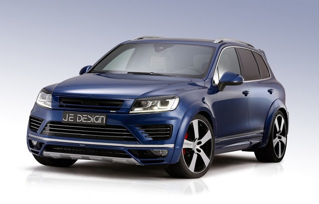 VW TOUAREG tuned by JE DESIGN