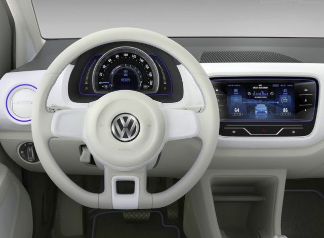 VW TWIN UP Concept