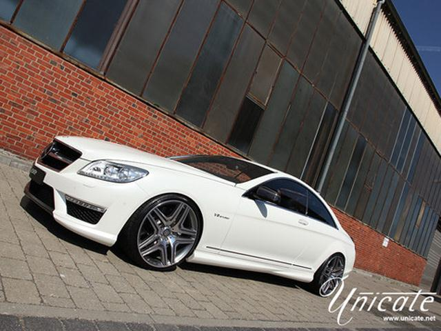 MERCEDES CL63 tuned by UNICATE
