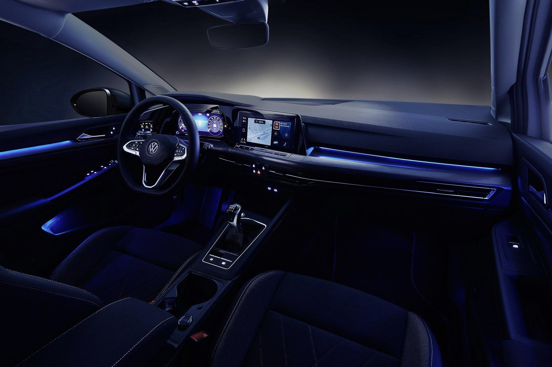 2021 VW GOLF 8