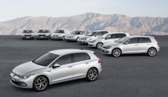 2020 VW         GOLF VIII