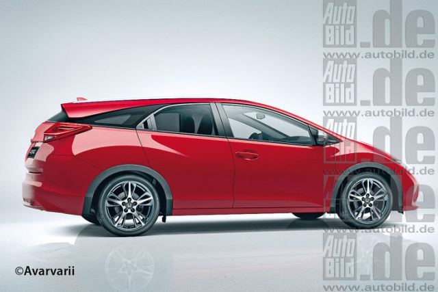 2014 HONDA Civic SW